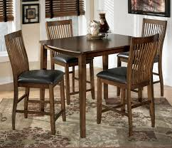 Signature Design By Ashley Stuman Piece Rectangular Dining Room - Countertop dining room sets
