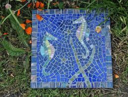 25 best seahorse mosaic images on pinterest seahorses mosaic