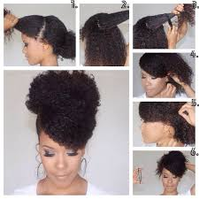 simple african american hairstyles 20 easy no heat summer hairstyles for girls with natural black