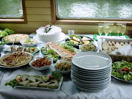 buffet table decorating ideas innovative birthday party table settings on house decorating ideas