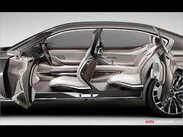futuristic cars interior car interior design bmw vision future luxury concept youtube
