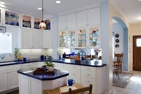 custom contemporary kitchen cabinets alder wood java finish shaker