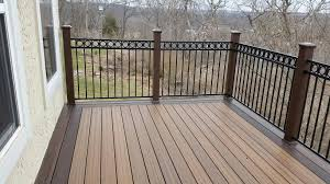 picture frame composite deck composite decks pinterest