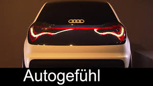 new audi matrix oled lighting the swarm lights tech and