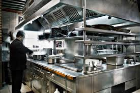 Commercial Kitchen Canopy by Lotus Filters Linkedin