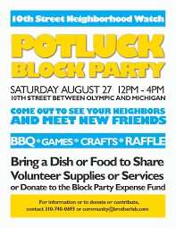 block party invite wording google search block party pinterest