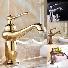 European Bathroom Fixtures Free Shipping 2016 New Arrival Wholesale Luxury Bathroom Faucet