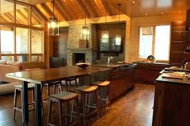 rustic kitchen island table rustic kitchen island stools kitchen island table with stools for