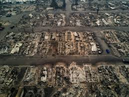 california fires lay waste 140 000 acres rage