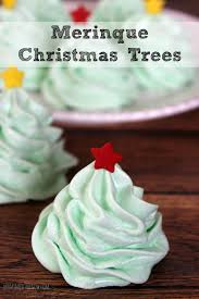 shortbread christmas trees christmas lights decoration