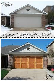 Garage Door Gear Kit by Best 25 Diy Garage Door Ideas On Pinterest Garage Door Makeover