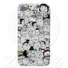 All Meme Face - all the rage faces meme iphone 4 case polyvore