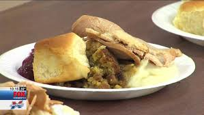 salvation army offers free thanksgiving meals wham
