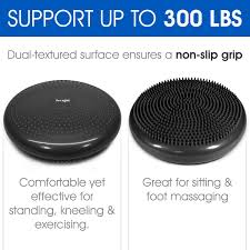 Seating Disc Balance Cushion Amazon Com Yes4all Exercise Balance Disc Stability Disc With