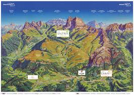Dolomites Italy Map by Summer On The Dolomites U2013 The Alpe Di Siusi A Holiday Paradise On