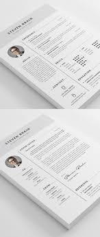 modern resume sles 2016 references 50 best resume templates design graphic design junction