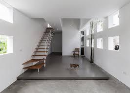 nguyen khac phuoc architects completes four metre wide townhouse