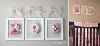 Diy Nursery Decor Baby Nursery Diy Decorating Ideas Tierra Este 47496