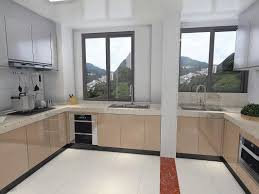 White Paint Kitchen Cabinets by House Size White Painting Kitchen Cabinet Mfc Board Carcase For Villa