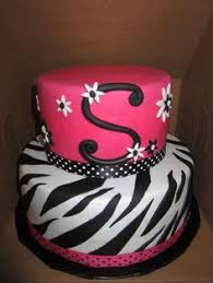 my nieces 17th birthday cake she wanted a cake that had cheetah