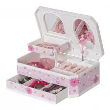 childrens jewelry box white beautiful jewelry box ksvhs jewellery