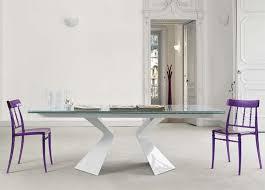 italian extendable dining table bonaldo prora extending dining table extending glass dining tables