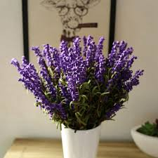 compare prices on artificial lavender plant online shopping buy