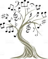 musical tree stock vector 534476727 istock