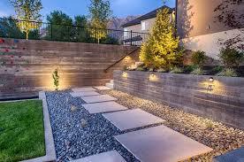 Modern Rock Garden Rock Garden Design Ideas To Create A And Organic Landscape