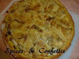 cuisine tv recettes italiennes au cafe au munster et endives epices confettis