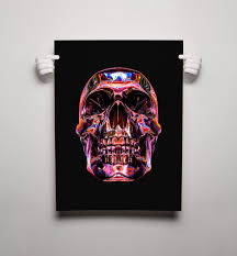explore your dark side u2013 how to decorate with skulls