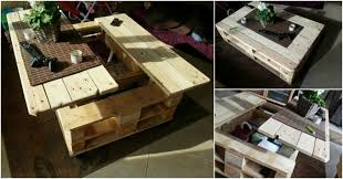 Wooden Pallet Coffee Table The Best Diy Wood U0026 Pallet Ideas Kitchen Fun With My 3 Sons