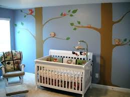 Decorating Ideas For Nursery Baby Bedroom Ideas Boy Wall Stickers For Baby Room Nursery