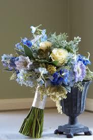 Wedding Flowers Blue Floral Verde Llc Bouquets