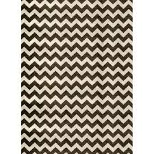 Black Chevron Area Rug Chevron Outdoor Rugs Rugs The Home Depot