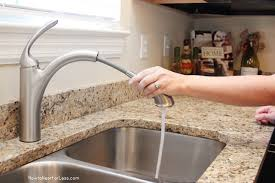 Moen Kitchen Faucet Installation How To Install A Kitchen Faucet How To Nest For Less