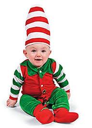 baby costume santas lil helper