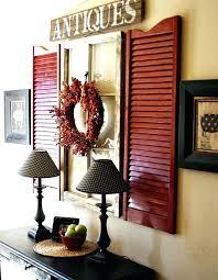 Curtains Hung Inside Window Frame Window Frame Wall Decor Hpianco