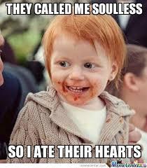 Evil Memes - evil baby by halloweenqueen meme center