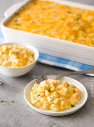 family favorite baked mac and cheese the chunky chef