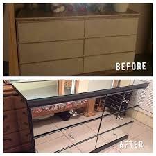 diy dresser diy mirrored dresser hometalk