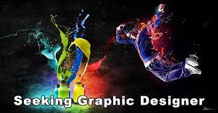 Seeking Graphics One Community Is Seeking Graphic Designers