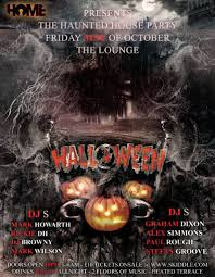 Haunted House Halloween Party by Party Flyer Halloween Party And Flyers On Pinterest President
