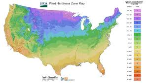 Climate Zones For Gardening - usda plant hardiness zone map jpg