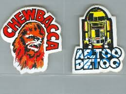 uk star wars sticker albums the prequels and beyond starwars com star wars in the uk peel the force of star wars sticker albums part 1