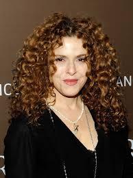 bernadette hairstyle how to for the love of bernadette peters fabulous curls bernadette