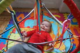 colorful ribbon activity for 5 month old baby choice parenting