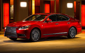 lexus sport 2013 lexus ls f sport 2013 us wallpapers and hd images car pixel