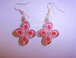 quilling earrings images trendy quilled earrings quilling earrings retailer from bengaluru