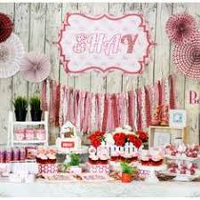 shabby chic party ideas catch my party